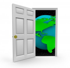 Door open to opportunities