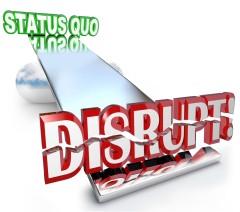 Distrupt Status Quo